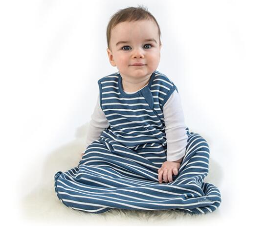 Woolino美利奴羊毛四季基本款婴幼儿睡袋(18-36个月)