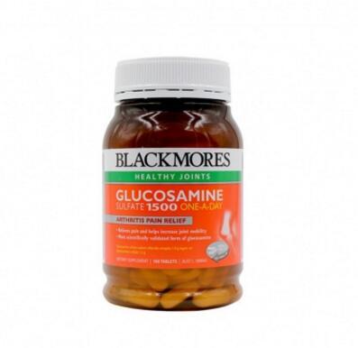 Blackmores 澳佳宝 氨糖软骨素维骨力胶囊 1500毫克 180粒