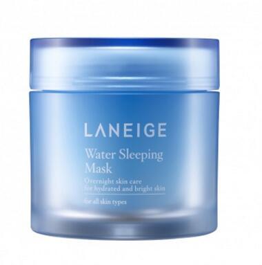LΛNEIGE 兰芝夜间修护睡眠面膜补水保湿 收缩毛孔 晒后修护70毫升/罐