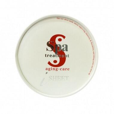 Spa 蛇毒眼膜 胶原蛋白(红色)60枚 紧致提拉 抚平细纹 保湿补水