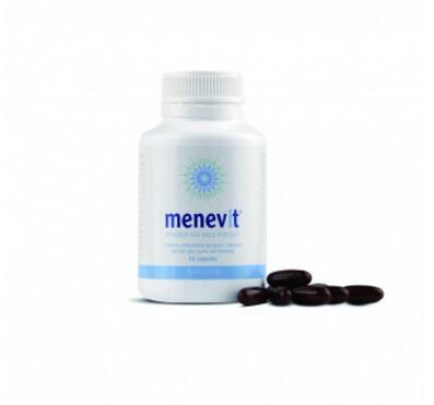 澳洲进口Menevit爱乐维男士综合维生素90粒备孕营养素