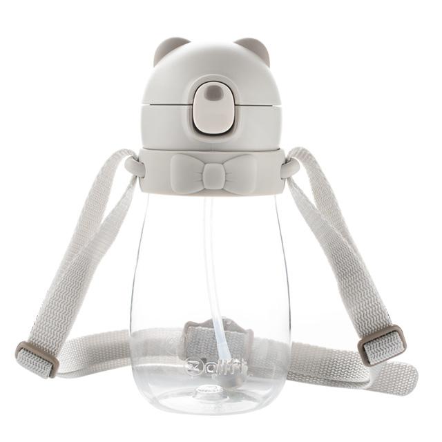 zolitt 小熊防喷吸管杯450ml