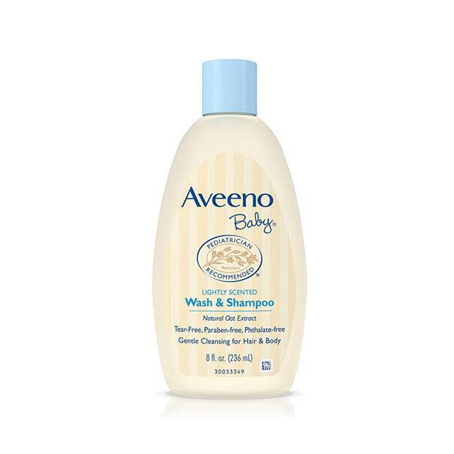 Aveeno Baby 艾维诺 婴儿无泪二合一洗发沐浴露 236ml 质地温和