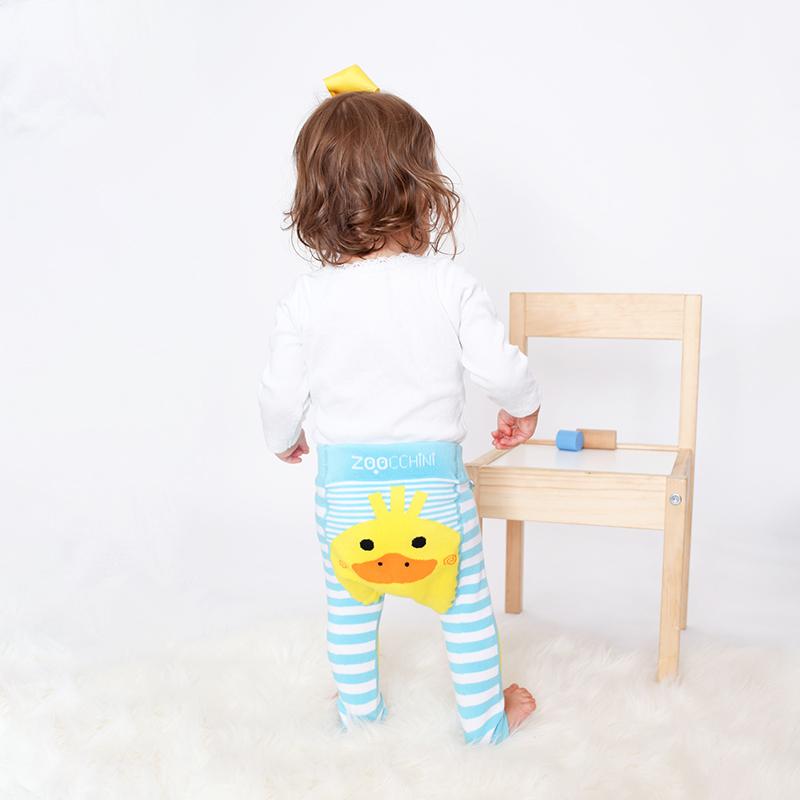 ZOOCCHiNi 爬行裤学步袜套装 卡通可爱造型 舒适防滑