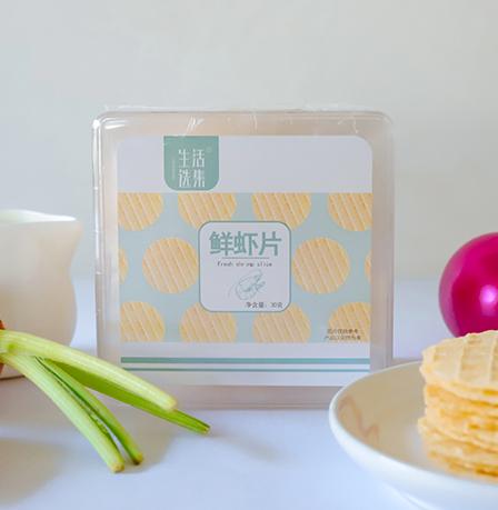 田果纯虾片
