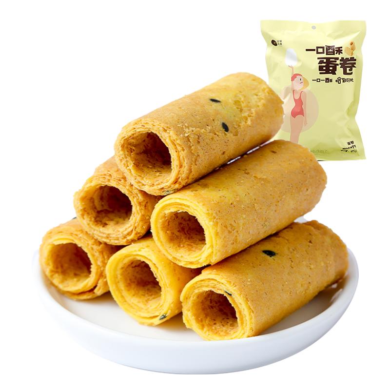 一口酥蛋卷85g*4袋